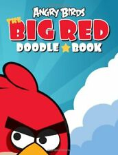 Angry Birds: Big Red Doodle Book SC By Various