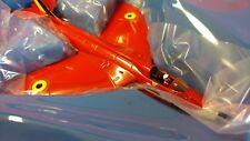 Corgi 1:72 scale die cast Hawker Hunter F6 Belgian Air Force ' Red Devil's '