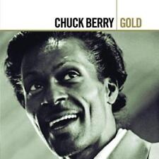 CHUCK BERRY GOLD 2 CD NEW