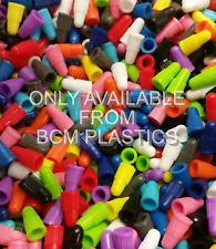 The Original Plastic Colored Presta Valve Caps / Presta Cap *INTERNATIONAL*