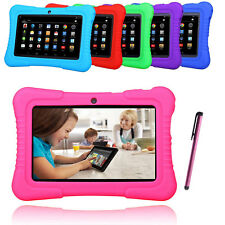 "New version 7"" Google Android Tablet 16GB Bundle Case for Kids Gift Xmas US NEW"
