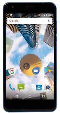 "SmartPhone MEDIACOM PhonePad Duo S7p doppia SIM 4G LTE 16 GB 5.5"" RAM 2 GB BLU"