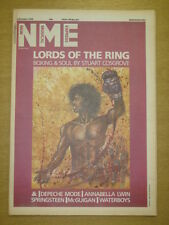 NME 1985 OCT 5 LORDS OF RING DEPECHE MODE SPRINGSTEEN ANNABELLA LWIN