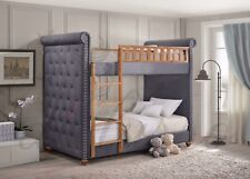 Buy Fabric Bunk Bed Frames Amp Divan Bases Ebay