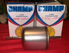CHAMP GASOLINE FILTER G-6367