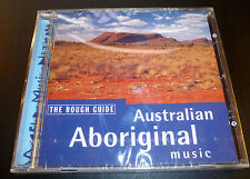 "NEW! Rough Guide ""AUSTRALIAN ABORIGINAL MUSIC"" (CD 1999) ***SEALED***"
