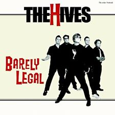 THE HIVES - BARELY LEGAL - NEW BRONZE VINYL LP (INDIE EXCLUSIVE)