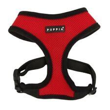 Arnes perro suave rojo M soft harness Puppia