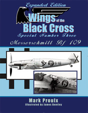 WINGS OF THE BLACK CROSS SPECIAL NUMBER THREE MESSERSCHMITT BF 109