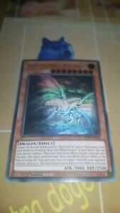 Blue-Eyes Alternative White Dragon	GFTP EN129	Ghost	Rare	1st Edition	Yugioh