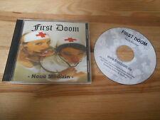 CD Punk First Doom - Neue Medizin (5 Song) DOOM REC