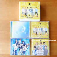 BTS Lights / Boy With Luv Universal Music Limited ver.  4 Type Set  4CD + Case