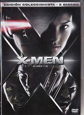 Bryan Singer: X-MEN 1.5 (Ed. Director, 2 DVD) España tarifa plana envíos DVD 5 €