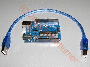 UNO R3 DIP Atmega 328P Entwicklungsboard CH340G  Arduino UNO Rev. 3
