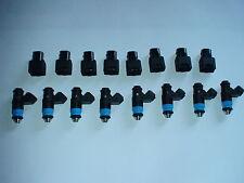 8 New Siemens Deka Fuel Injectors 60lb 630cc 60# Corvette Camaro LS3 LS7 LS9 LSA
