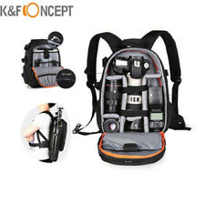 K&f Concept Camera Backpack Bag Rucksack DSLR Case for Nikon Canon