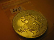 RARE 1990 CANADA  SILVER DOLLAR 300TH ANNIVERSARY HENRY KELSEY'S VENTURES #B102