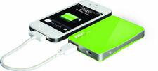Green 4000 mAh Portable External Back Up Battery USB Charger Powerbank