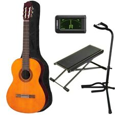 Yamaha C40 Classical Guitar Performance Pack - 6 Months Free Online Lessons