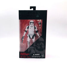 #04 Stormtrooper Hasbro Star Wars Legends First Order The Black Series New