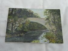 1905 fr postcard  - Horn's Hole - Hawick - Roxburghshire / Scottish borders