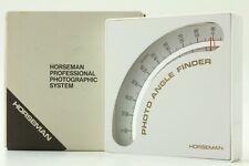 Rare [N Mint in case] Horseman Large Format Camera Photo Angle Finder from Japan