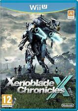 XENOBLADE CHRONICLES X NINTENDO WII U GAME