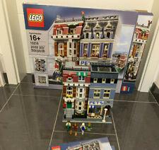 LEGO Creator Zoohandlung (10218) - Pet Shop - mit Anleitungen & OVP