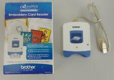 Brother SAECR1 Quattro Innov-is 6000D Embroidery Card Reader, Disney Design Card