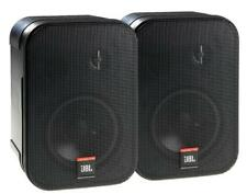 JBL Control 1 PRO 150 Watt schwarz Paar Box Monitor Lautsprecher Monitor Studio