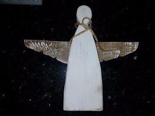 Rustic Wood Angel - Handmade