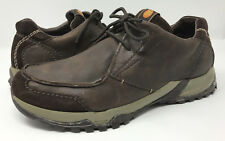 Merrell INBOUND WALLABEE Brown Leather Vibram Hiking Outdoor Shoes Mens Size 10