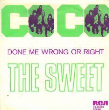 "SWEET, THE – Co-Co (1971 VINYL SINGLE 7"" HOLLAND)"