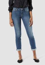 Denizen Levi's Women's Mid-Rise Modern Slim Cuffed Jeans Girl Boss 2 New
