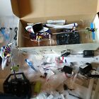 2 Exceed RC Eagle 50 Helicopter 2.4Ghz 6-Channel LCD Transmitter Collective Ptch