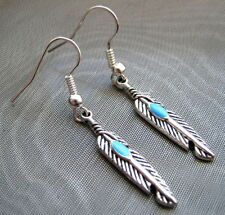 Unbranded Feather Fashion Earrings