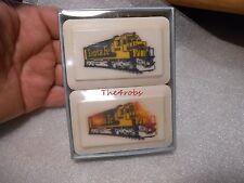 Two Bars Vintage Santa Fe Railroad Diesel Locomotive Soap in Box