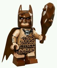NEW LEGO Minifigures Clan of the Cave Batman The Movie 71017 Genuine Caveman