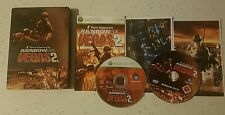 TOM CLANCYS RAINBOW SIX VEGAS 2 COLLECTORS EDITION WITH BONUS DVD XBOX 360 GAME