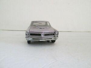 DANBURY MINT 1965 PONTIAC GTO 1/24 DIE-CAST CARS BOYS GIRLS 8 UP