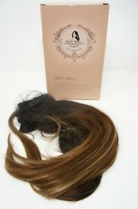 Full Shine Ramy 100% Human Hair Clip in Extensions 14'' #27 H-21