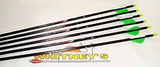 Carbon Express Mutiny 250 Carbon Arrows with NRG-2 Vanes 6 Pack -50961