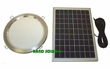 Rand Solar 10W LED Skylight/Panel/Tube/Solatube/Ceiling/Indoor/Interior