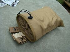 Coyote Brown Specter Magazine Dump Pouch - New in package