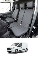 Waterproof Tailored Heavy Front Seat Covers Ford Transit Connect 2014-2018