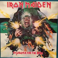 IRON MAIDEN NO PRAYER FOR THE DYING PICTURE DISC~NM ORIG 1990 UK LP~DIE CUT CVR