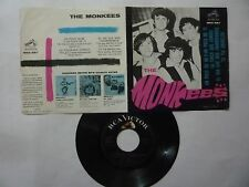 """THE MONKEES """"A LITTLE BIT ME, A LITTLE BIT YOU"""" RCA VICTOR 1967 MEXICAN EP 7''"""