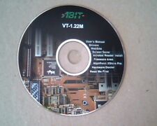 ABIT VT-1.22M: User's Manual, Drivers, Acrobat Reader, HighPoint XStore Pro