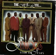 Lean On Jesus by Hi-Lite Juniors (CD, Aug-1996, Vectron Music)