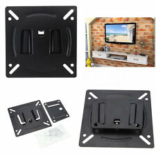 "Universal 14""-24"" LCD LED Plasma Monitor Computer TV Screen Wall Mount Bracket"